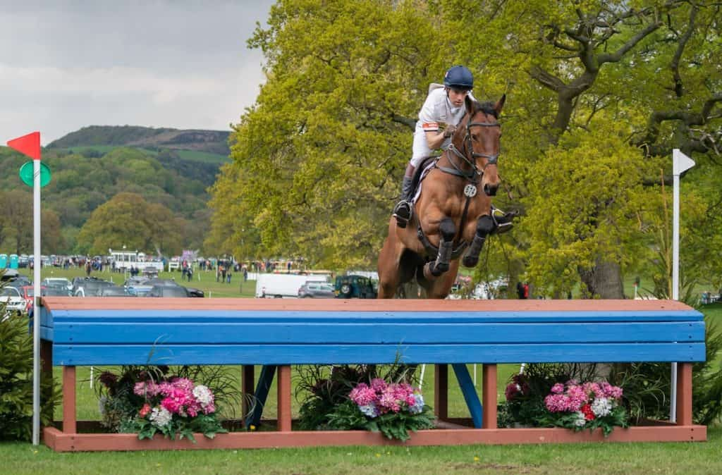 Bedding Sponsor of Chatsworth Horse Trials 10 – 12 May 2019